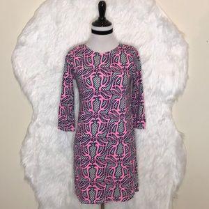 Crewcut Pink Dress